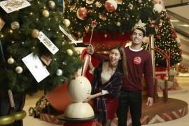 分享開心聖誕之旅 @Mira Mall