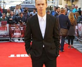 Will Poulter 穿著 Givenchy 2018春季新裝