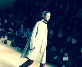 直擊巴黎時裝週       Hermès FW15 show