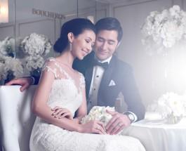 Boucheron 首創婚照攝影服務   讓你留下愛的印記