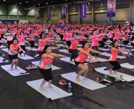 adidas Fitmind YogaRun #mygirls    身心受益   為慈善出力