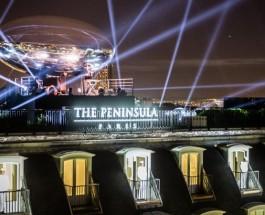 巴黎半島酒店盛大開幕       國際紅星齊到賀