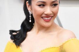 Constance Wu 配戴Atelier Swarovski Fine Jewelry