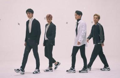 升級版SKECHERS D'Lites2    投入EXO 旋風!