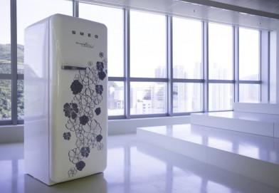SMEG X Dorian Ho 限量版雪櫃       家居的浪漫