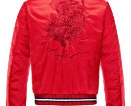 MONCLER  火焰紅衣迎新春