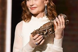 法國女星Isabelle Huppert (伊莎貝拉·於佩爾)