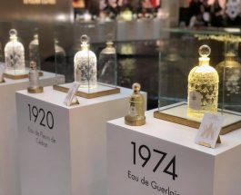 #190YearsOfCreation 香水慈善展 @Guerlain