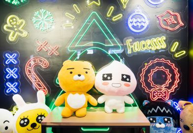 聖誕扮靚系列   KAKAO Friends x Facesss