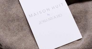 MAISON HUIT BY JOHANNA HO     感受羊絨的溫馨暖意