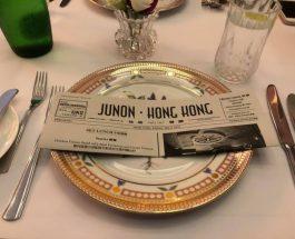享受愜意午餐   @JUNON
