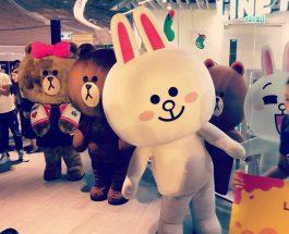LINE FRIENDS 登陸東薈城名店倉!