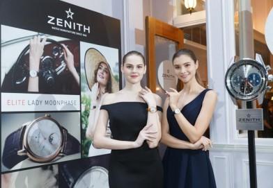 擁抱 Zenith 的月亮 !