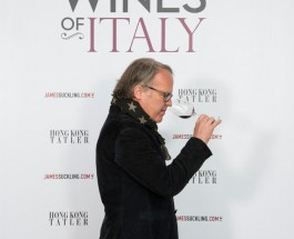 GREAT WINES OF ITALY 2014 品酒盛會   James Suckling精選最優質意大利葡萄酒