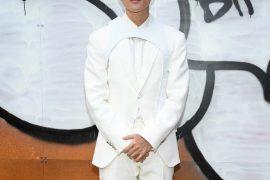 林俊傑 穿著 LOUIS VUITTON男裝