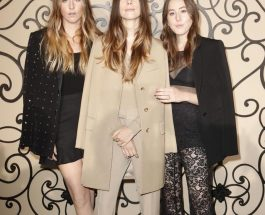 Este, Danielle, Alana HAIM 穿著Givenchy服裝