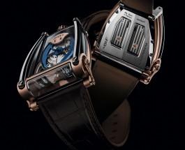 Horological Machine N°8「Can-Am」極速奇幻腕錶