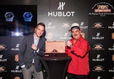 Hublot X Arturo Fuente    融合的藝術
