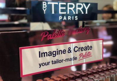親手打造個人化彩妝盤  @ BY TERRY PALETTE FACTORY