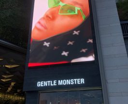 GENTLE MONSTER @K11 MUSEA 新店