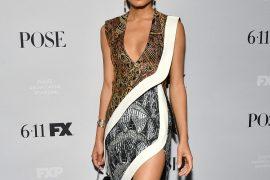 Indya Moore穿著 Louis Vuitton Cruise 2020 新裝