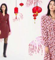 新春穿紅 自主美麗