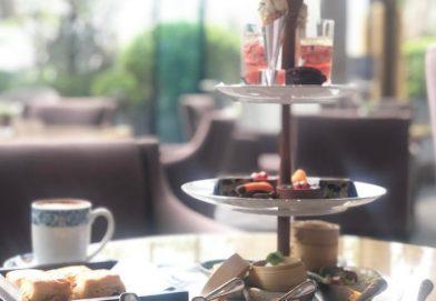 怦然心動 !  嘆法式華麗庭園下午茶