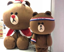 LINE FRIENDS Store 登陸沙田新城市廣場   首推BT21主題特飲