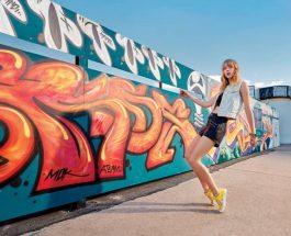 活出色彩     踏步正能量
