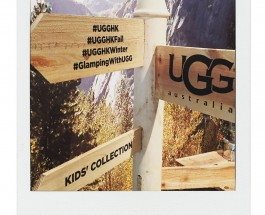 Snaps from UGG FW15 Collection