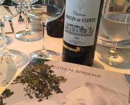Côtes de Bordeaux 波爾多坡地葡萄酒    五週年美酒佳餚盛宴