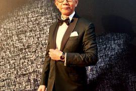 袁富華佩戴 BVLGARI BVLGARI系列腕錶