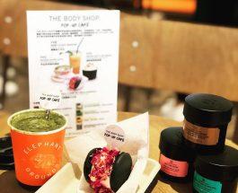 好味在天然   @ THE BODY SHOP® POP-UP CAFÉ