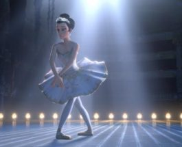 Boucheron 華麗頭冠     亮相《天使愛芭蕾》