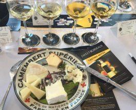 體驗Sweet Bordeaux 和芝士的魅力配對
