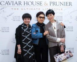 Caviar House & Prunier 新店開幕  極品魚子  閃爍星光