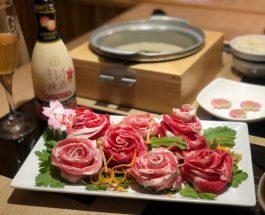 温野菜櫻花鍋 x CANMAKE Tokyo