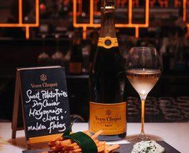 歡樂Yellow Hours Champagne !
