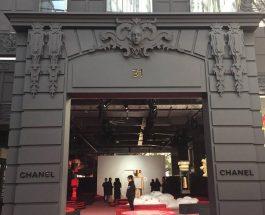 與Chanel的約會   @Mademoiselle Privé