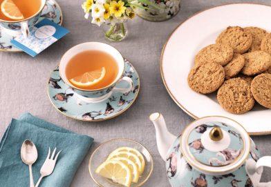 偷得浮生   嘆英式下午茶
