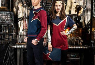 Justice League x Dorian Ho 時裝系列     潮著超級英雄