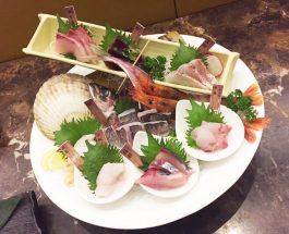 時令魚蝦蟹蠔   滋味大滿足 !