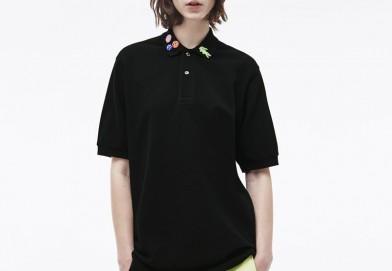 Lacoste X Maison Lesage   限量polo shirt