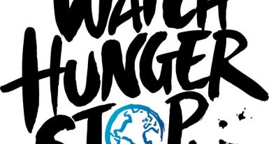 WATCH HUNGER STOP   為饑餓的孩子出一分力!