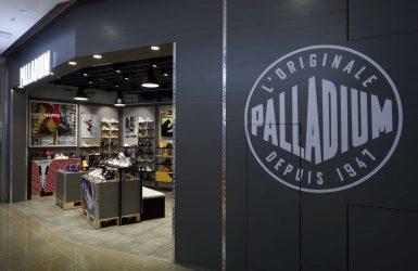 Palladium 新專門店   登陸銅鑼灣希慎廣場