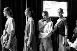 理大紡織及服裝學系時裝展