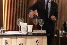 純米與它的酒杯