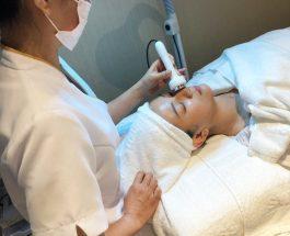 體驗極緻水份活膚療程   @Swissline