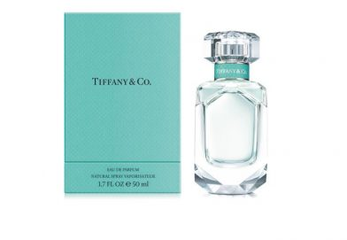 一噴愛上的女香  @Tiffany & Co.