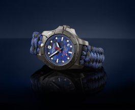 潮戴潛水錶